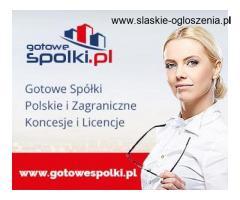 Gotowa Spółka Zagraniczna Hiszpania Niemcy Łotwa Bułgaria Czechy Słowacja